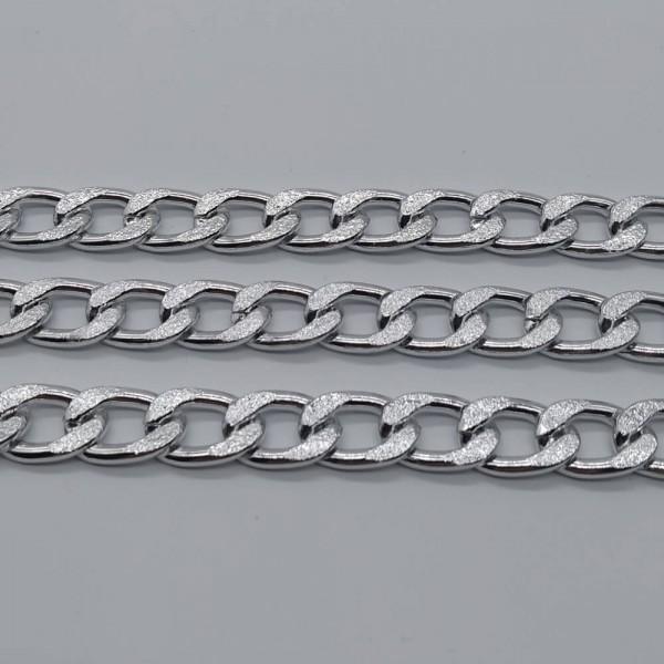 Αλυσίδα AC257 ασημί