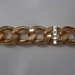 Αλυσίδα AC267 χρυσή