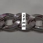 Αλυσίδα CH85 ασημί
