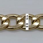 Αλυσίδα CH85 χρυσό