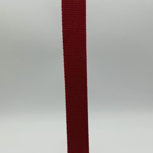 Ιμάντας βαμβακερός κόκκινο 40mm