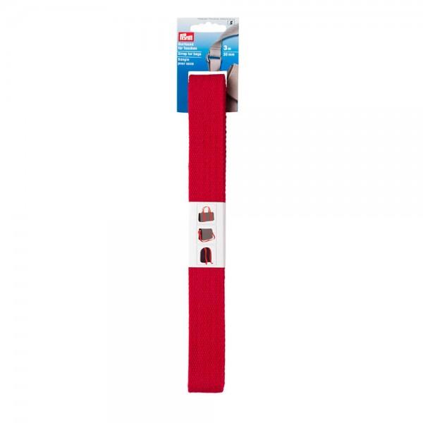 Ιμάντας Prym 30mm κόκκινος