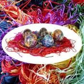 Κλωστές Βαφής Αυγών
