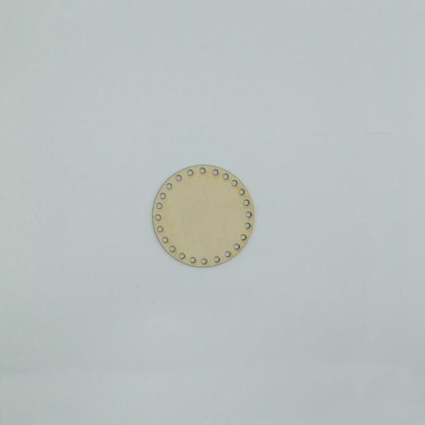 Βάση κατασκευών κυκλική Φ10