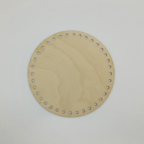 Βάση κατασκευών κυκλική Φ25
