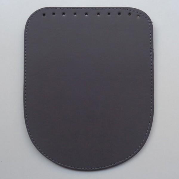 Καπάκι τσάντας 18x23 γκρί σκούρο