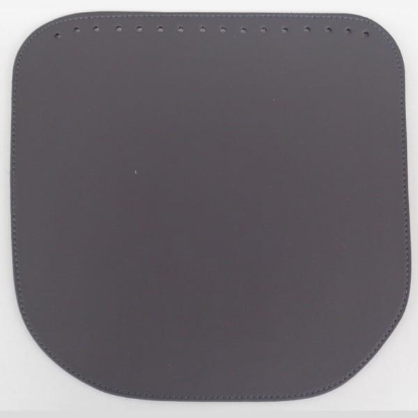 Καπάκι τσάντας 24x23 γκρί σκούρο