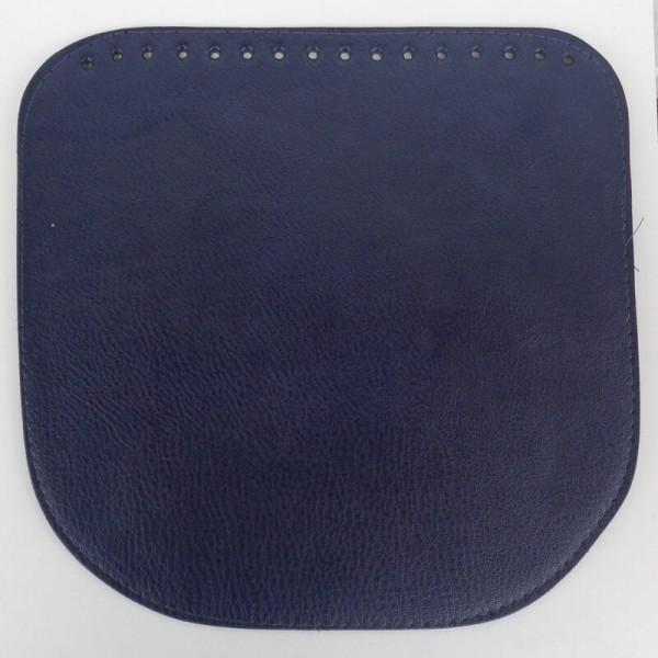 Καπάκι τσάντας 24x23 μπλέ σκούρο