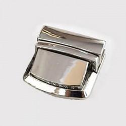 Κούμπωμα KY362 ασημί