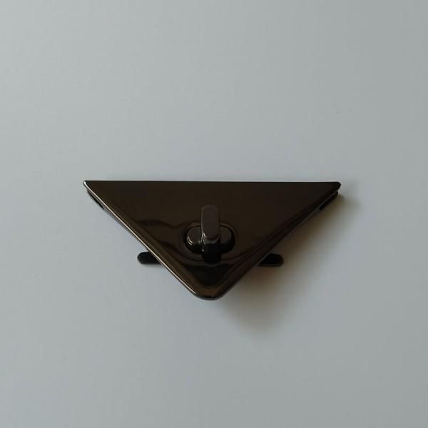 Κούμπωμα τρίγωνο ανθρακί