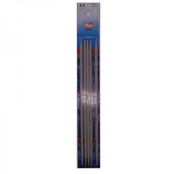 Καλτσοβελόνες 20 cm Prym No 4.5mm