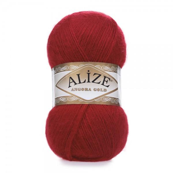 Angora Gold 106 Red