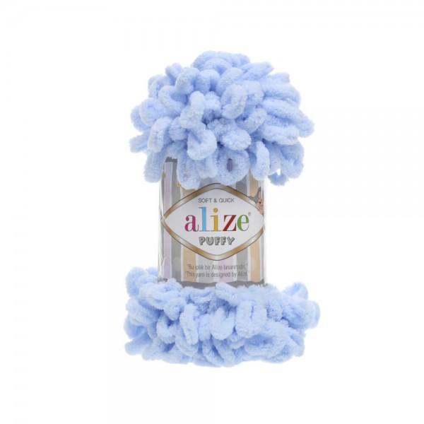 Puffy 183 Light Blue