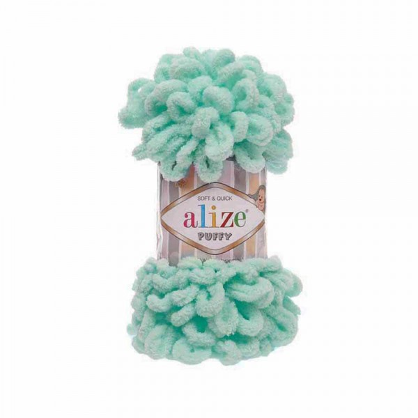 Puffy 19 Light Turquoise