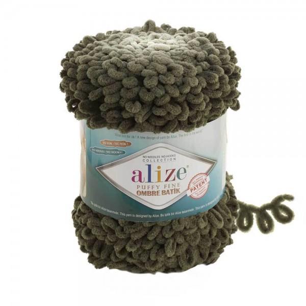 Puffy Fine Ombre Batik 7299