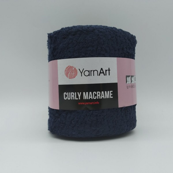 Curly Macrame 784