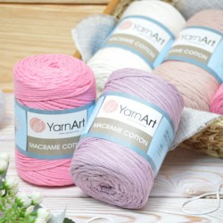 Macrame Cotton Yarnart